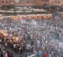 Marrakech and Desert