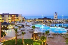 Casablanca. playa y lujo