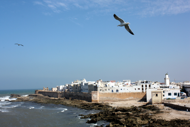 Agadir (Mogador) playa, costa