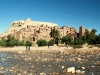 vieja kashba en el desierto
