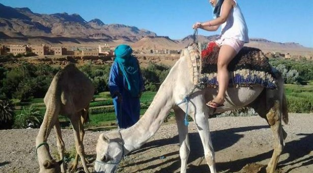 Marrakech Erg Chebbi dunes 5 days